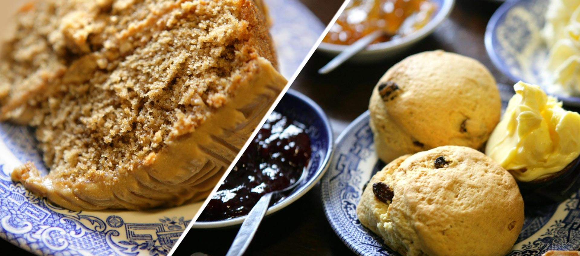 Conwy Cake and Scones